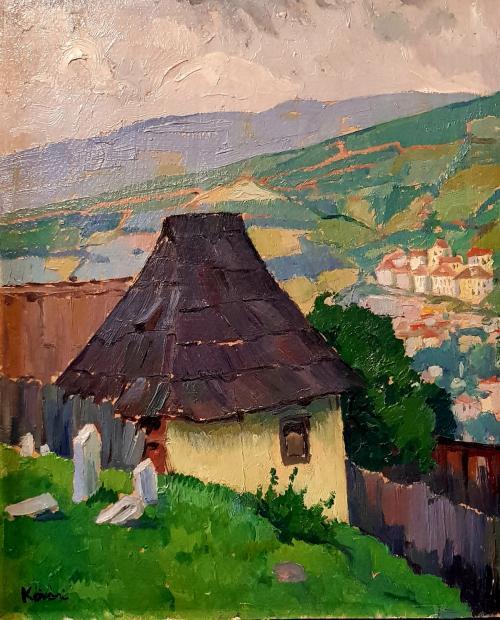 Konštantín (Szilárd) Kővári-Kačmarik, Spišská krajina
